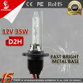 Car Light Source HID Xenon Bulb 35w D2H with 4300k 6000k warm white cold white D2H Lamp High Quality