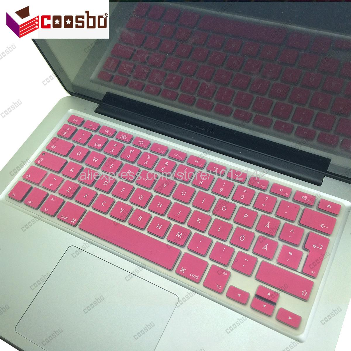 50pcs wholesale Sweden Swedish Colors Silicone Keyboard Cover Skin ...