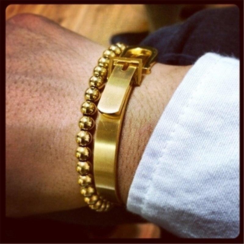Jewelry For Men Horseshoe Buckle