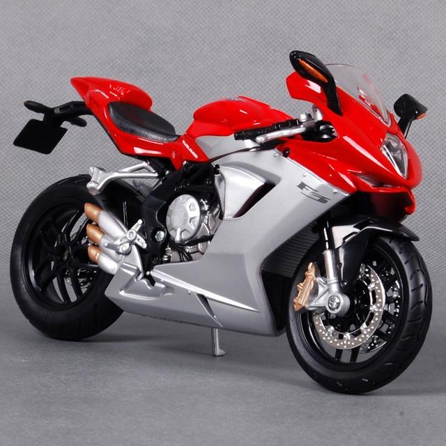 Maisto 1 12 Mv Agusta F3 Motorcycle Bike Model Free Shipping 11093