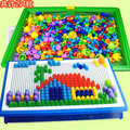 High Quality BA Brief Creative Kids Children Nail Composite Picture Puzzle Greative Mosaic Kit Toy AB