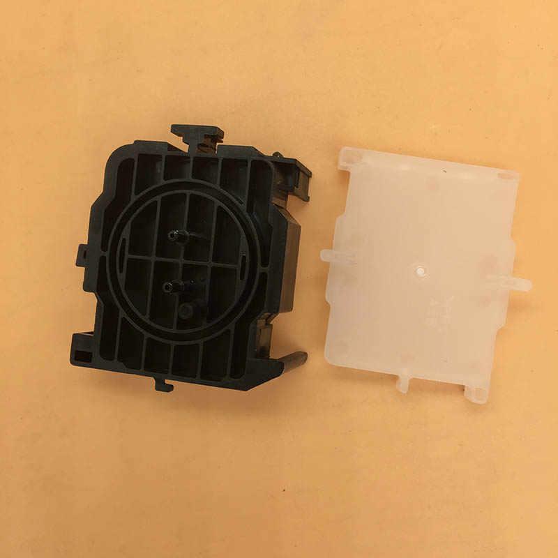 Asli DX5 Printhead Capping Atas untuk Mutoh VJ1604 VJ1204 Printer DX7 Head Cap Top Pelarut untuk Roland RA640/RE640 /RF640/VS640