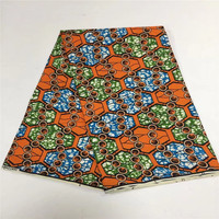 PL African Fabric Ankara Fashionable Wax African Wax Hollandais For Party Pagne Africain Super Wax P011926