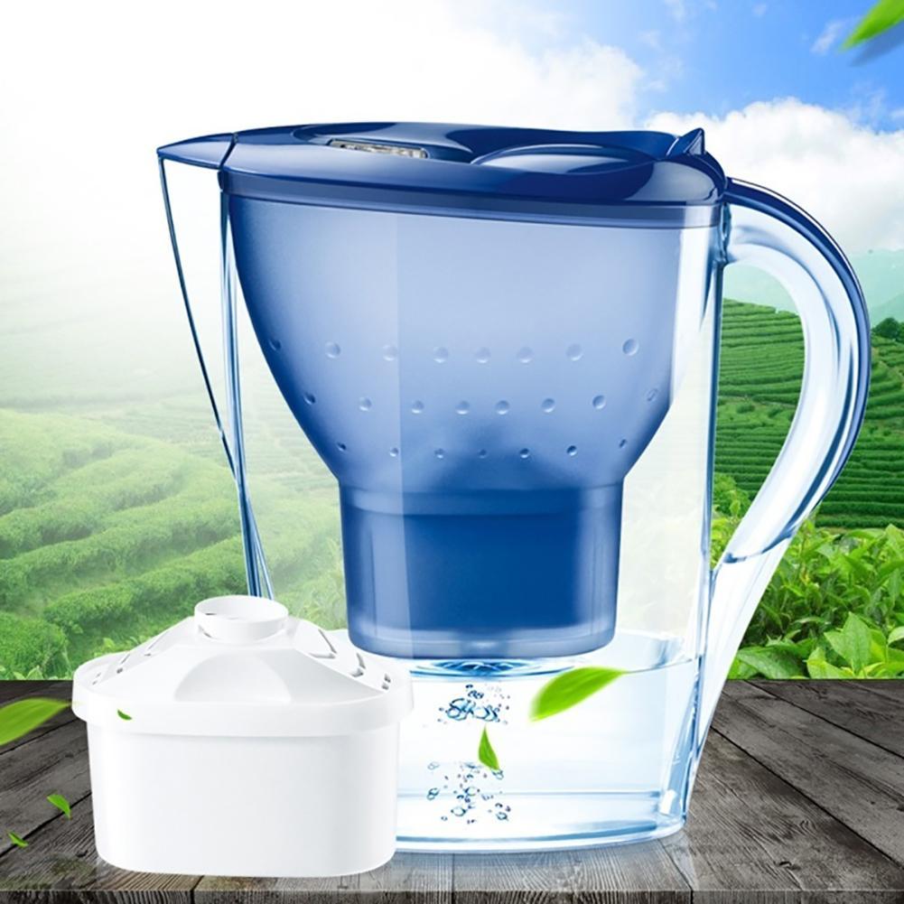 Activo Purificador De Agua De Carbón Activado Portátil De La Botella Del Purificador Del Agua De La Cocina