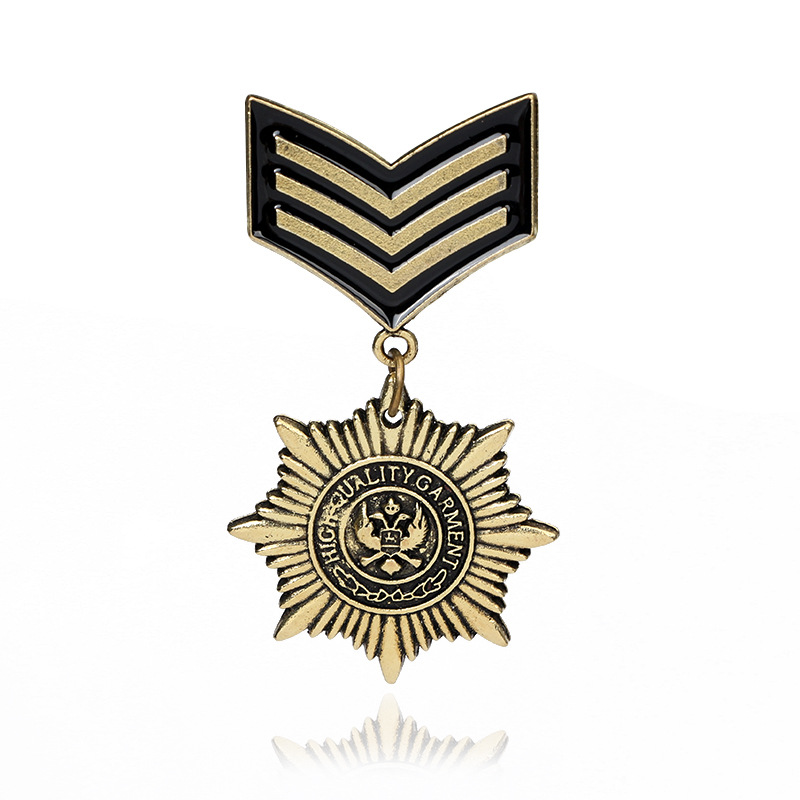 Brooch Pin Badge