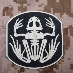 e2a977d18c8 30 PCS Navy Devgru Seal Team 6 Skeleton Frog Frogman Morale Pvc Rubber Patch  Army Tactical Swat Patch 3d Badge Military Patches. US  1.98