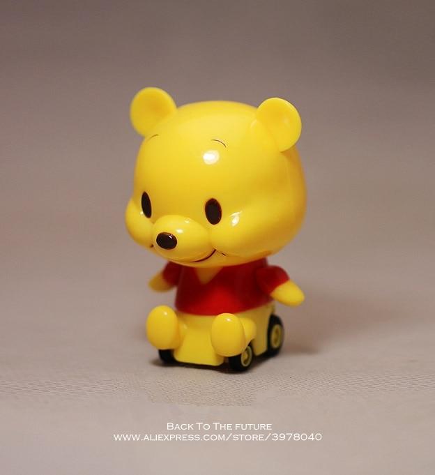 disney winnie the pooh 10cm action figure anime decoration collection figurine mini doll toy