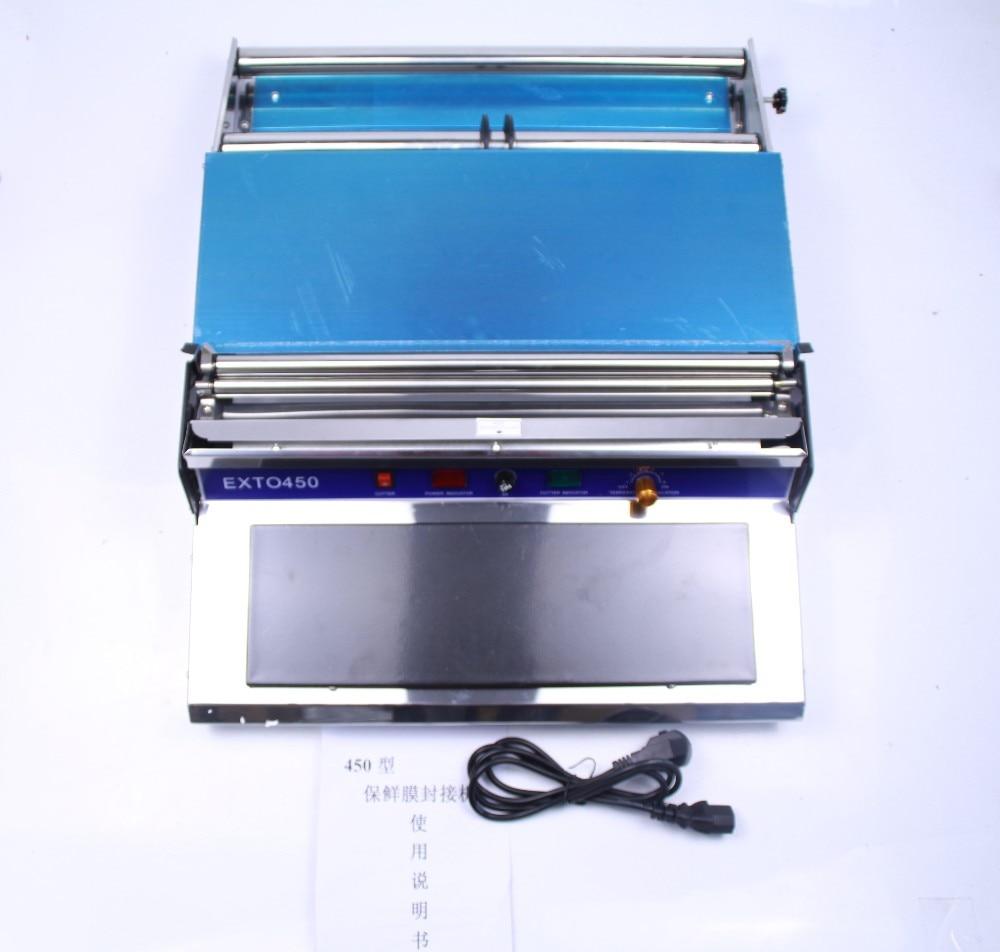 Máquina de envolvimento manual da máquina de