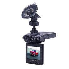 """2.5 """"Macchina Fotografica dell'automobile DVR Full HD 1080 P Car Video Recorder Dash Cam Visione notturna 6 Luci LED G-Sensore della Fotocamera Auto Video registratore"""