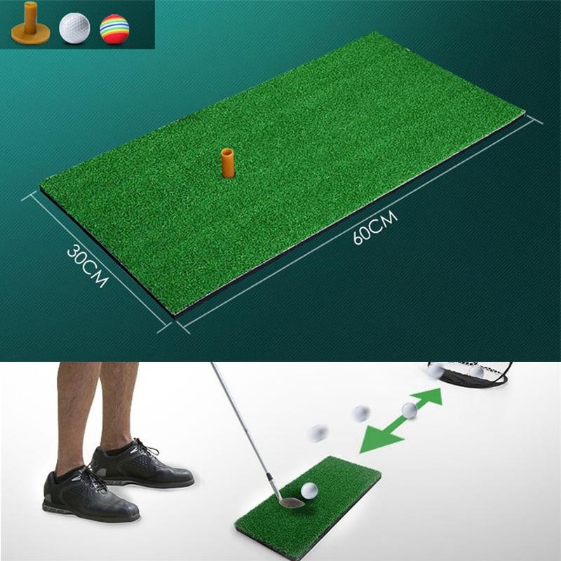 """60x30cm Backyard Golf Mat 12""""x24"""" Indoor Residential"""