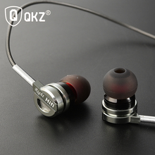 QKZ DM9 Zinc Alloy HiFi Earphone