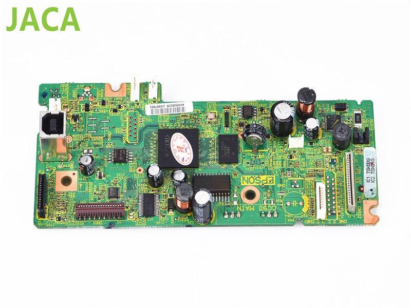 Original L365 Mainboard Mother Board Main Board For Epson L365 Printer hot sales Formatter Board original cc03main mainboard main board for epson l455 l550 l551 l555 l558 wf 2520 wf 2530 printer formatter board
