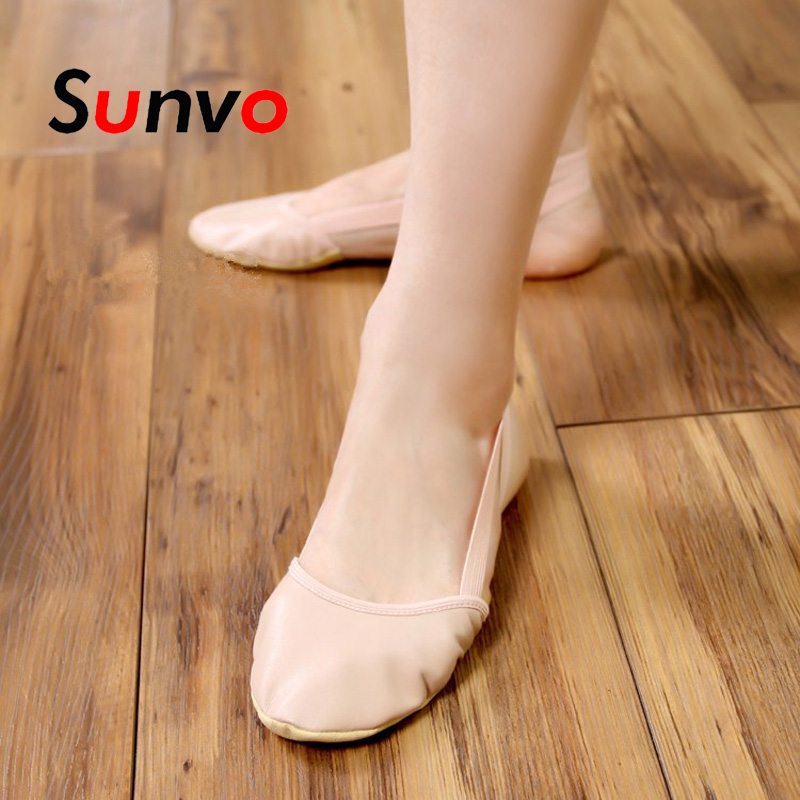 Sunvo Elastic Ballet Pointe Dance Shoes Foot Tip Protector Toe Pads Forefoot Cushion Sock For Dancing Rhythmic Gymnastics Insole