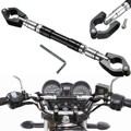 Universal Adjustable Motorcycle Handlebar Cross Bar For Honda For Kawasaki For Yamaha