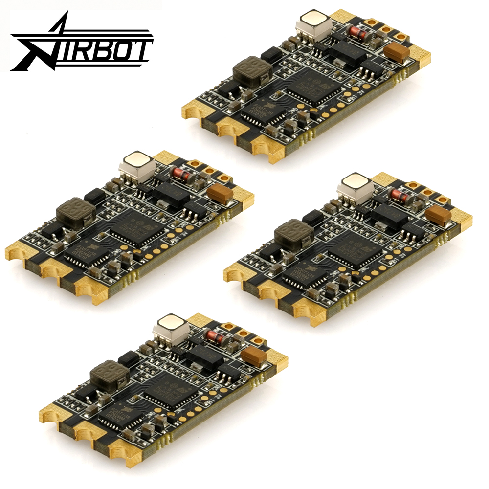 BLHeli_32 ESC for Quadcopter Wraith32 -32bit original airbot 35A Support DSHOT1200 Built in Current Sensor for FPV RC helicopt airbot brushess esc ori 4in1 4x25a 2020 supports dshot 600 blheli s 25a built current sensor brushed esc 30a for fpv quadcopter