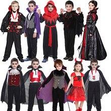 25728c7c5132dd Halloween party demon cosplay czaszki diabeł dla chłopców dziewczyna duch  ghul Śmieszne szkielet z Szkielet druk