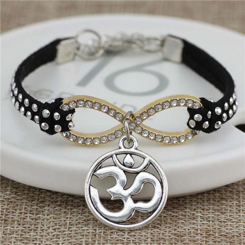 Infinity Bracelet Love Women Personalized Infinity 8 Symbol Link Chain Bracelets