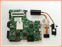 611802 001 for Compaq 326 Notebook for HP COMPAQ 325 425 625 laptop motherboard Tested working DDR3
