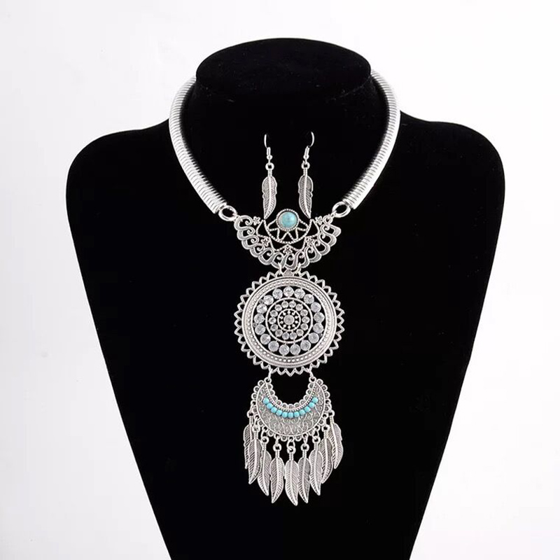 Bohemia Necklace For Women CLOVER JEWELLERY