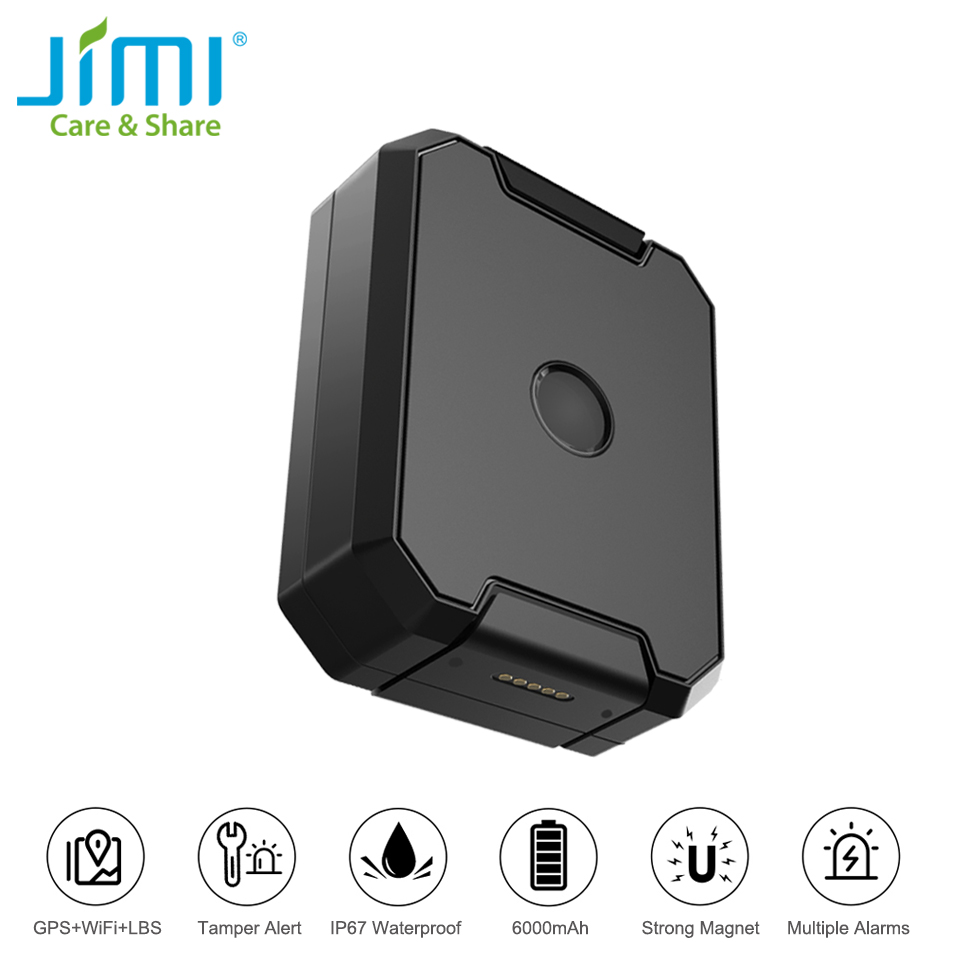 Concox AT1 Waterproof IP67 Portable GPS Tracker Animal Tracking With Voice Monitoring 25 Days Standby Time APP Portable Locator