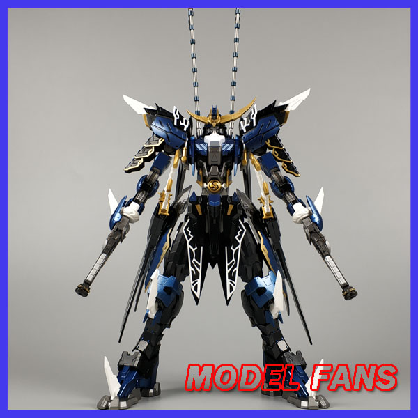 Devil Hunter DH-01 Blue Date Masamune Alloy Action Toy New