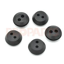 5PCS Brush Cutter Grass Trimmer Fuel Oil Pipe Rubber Washer with 2 Holes