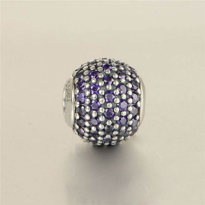 Fit Pandora Essence Bracelet 925 Sterling Silver Jewelry New Style Small Hole Bead Faith Charms Diy St116 In Beads From