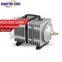 Air Compressor AC 016 0 05Mpa 450L Min 520W 220v 50HZ 60HZ Aquarium Aeration Pump Pond