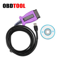 New V10.30.029 VCI USB Interface for Toyota Techstream Obd2 16pin Cable Diagnostic Trouble Codes for CAN J1850VPW ISO9141 Cars