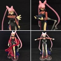 Anime Sailor Moon figure Foncé Princesse Tsukino Usagi Mobile PVC action figure collection modèle jouet