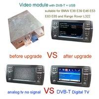 Original Video Module With DVB T TV For BMW E38 E39 E46 E53 E83 E85 Range Rover L322