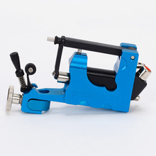 STEALTH ROTARY Aluminum Rotary Tattoo Machine Strong Consistent Power for Shader & Liner Blue one Free Shipping