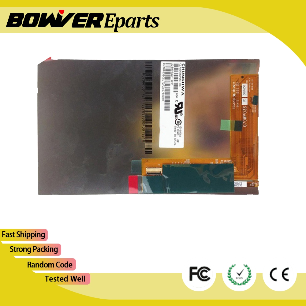 A+7 inch 070WP03S HV070WX2-1E0 HV070WX2 E241232 LCD display screen panel for  Tablet PC MID 7 inch fpc3 w70045a0 mid lcd 5mm thickness