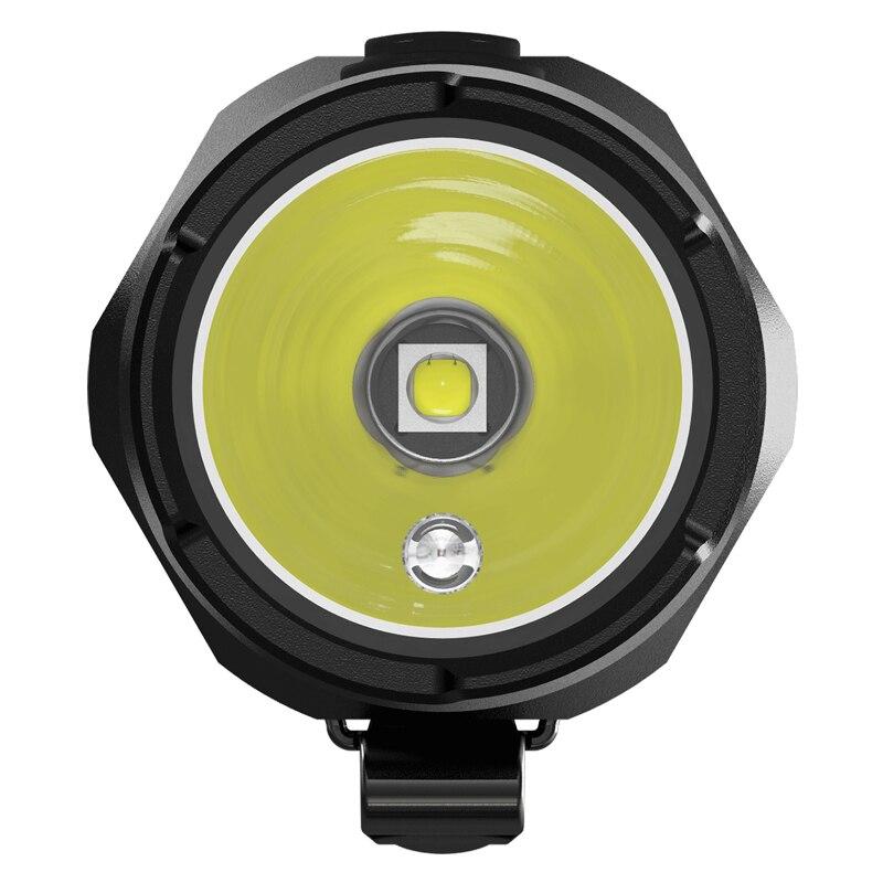 Улыбающаяся Акула светодиодный яркий маленький фонарик, удобный для переноски, заряжаемый Мощный мини многофункциональный фонарик - 2