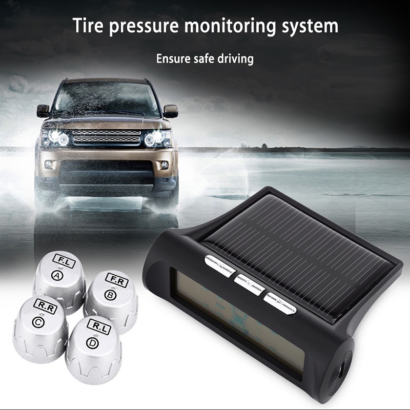 Solar TP880 Car font b Tire b font font b Pressure b font Monitoring System TPMS