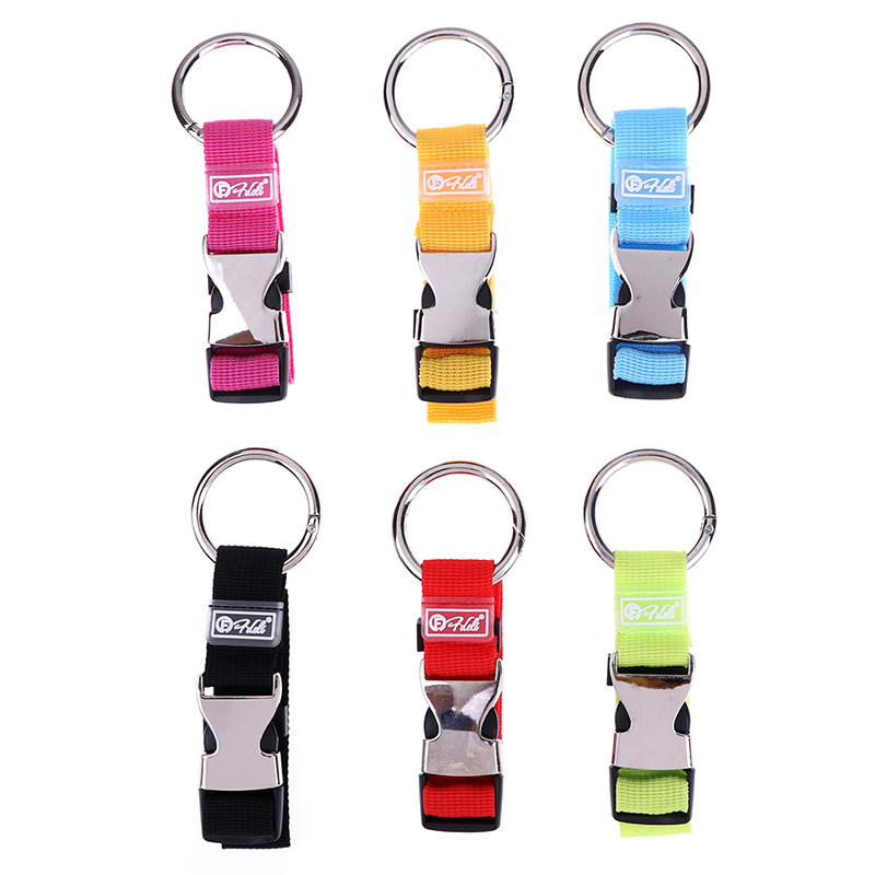 Hot Travel Add-A-Bag Luggage Strap Jacket Gripper Straps Baggage Suitcase Buckle