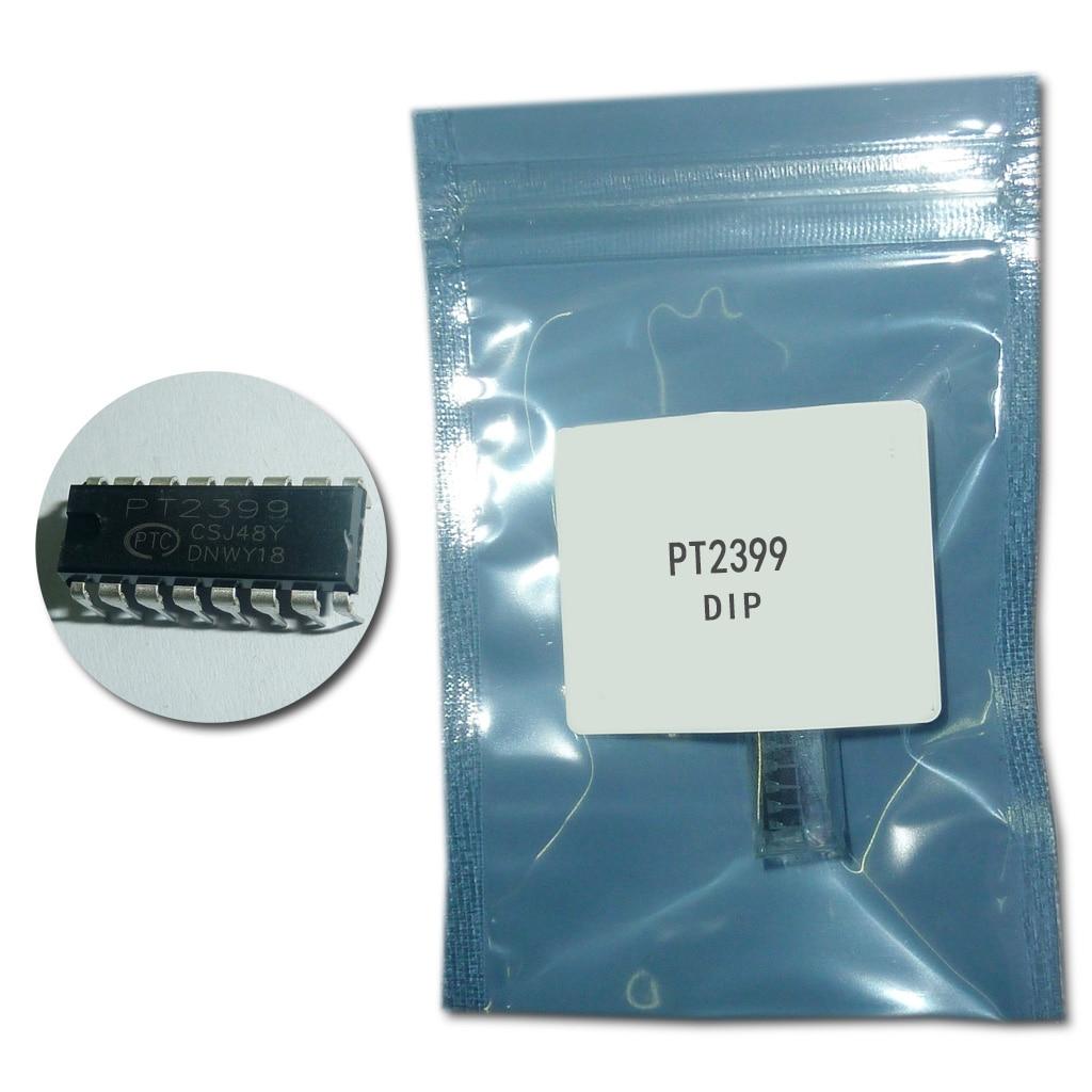 PT2399 DIP16 PT2399 DIP new and original IC 10pcs/lot