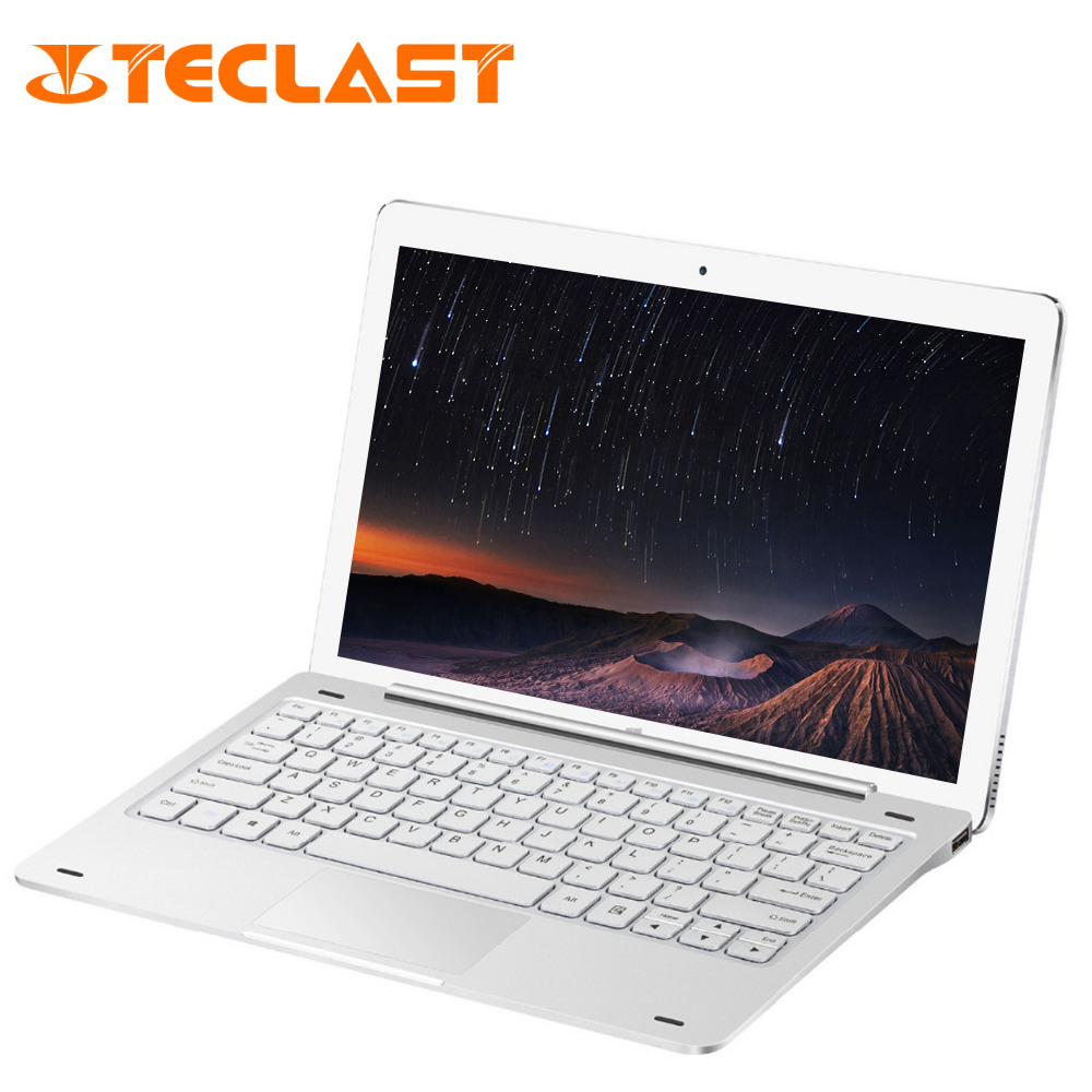 Prix pour Teclast tbook 16 pro 2 en 1 ultrabook 11.6 pouce 1920*1080 IPS Écran Windows 10 + Android 5.1 Intel X5 Z8300 4 GB + 64 GB Tablet PC