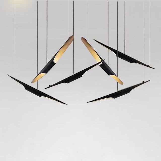 modern pendant light skrivo scandinavian style design pulley white