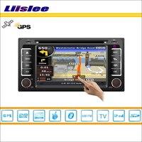 Liislee For Toyota Hilux SW4 2006~2013 Car DVD Player GPS Navi Navigation Radio Stereo CD TV iPod BT HD Screen Multimedia System
