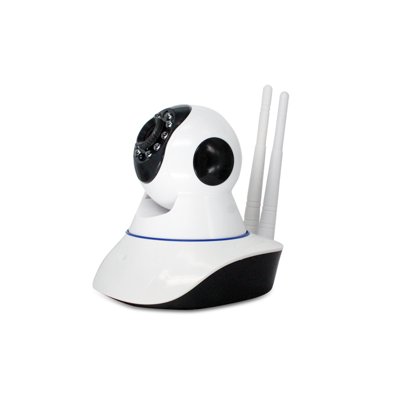 Wireless IP Camera 720P 1.3MP IR Vision Security Cameras Motion Detection Support max 32G TF Card,sn:X8100-MJ36