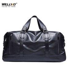 Мужская Дорожная сумка высокого качества из искусственной кожи, Сумка с круглой ручкой, сумка через плечо, сумка через плечо, новинка XA97WC
