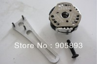 Free shipping!New product,Top quality 3 Pin (clutch shoes) 4 stage adjustable Clutch for 1/5 RC car engines 23/26/27/29cc,30.5cc