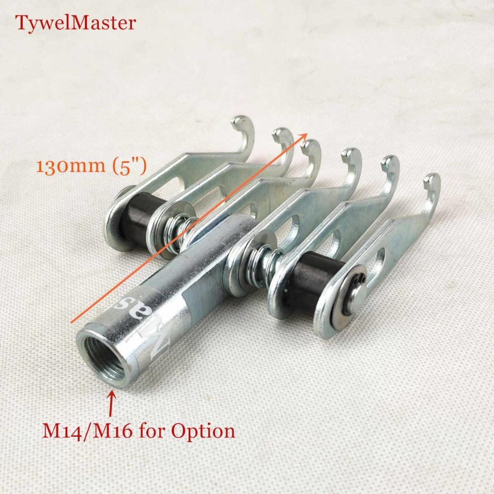 6 pin dent pulling quick claw puller hook straight pulling rings slide hammer weld washer stud welder spot welding spotter