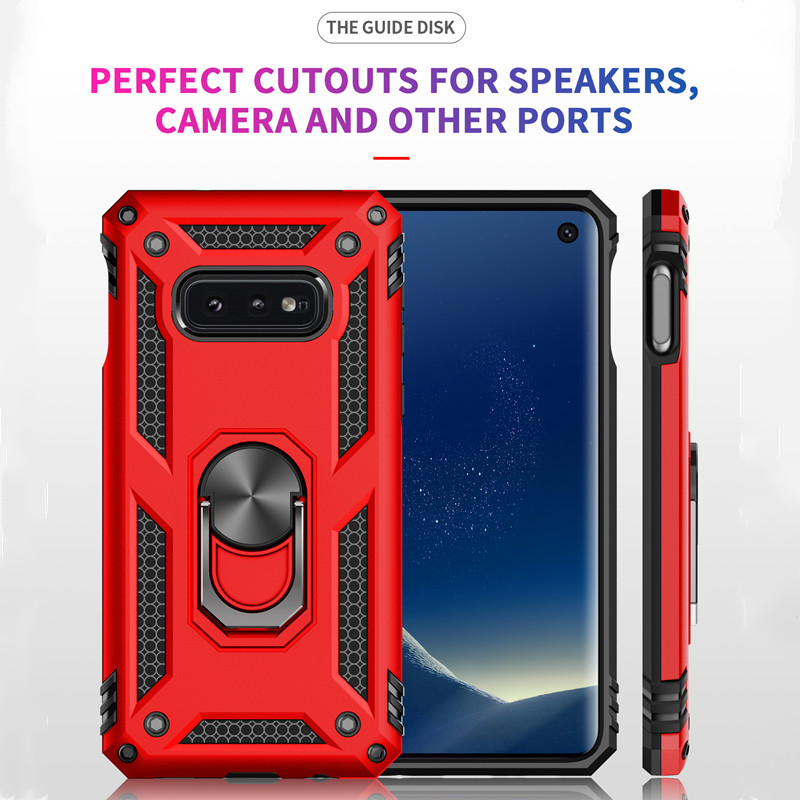 Military grade Shockproof Case For Samsung galaxy S10 S9 S8 Note 8 9 J3 J5 J7 J4 A5 A6 A7 A8 A9 A30 A50 M10 20 2018 Cover Coque
