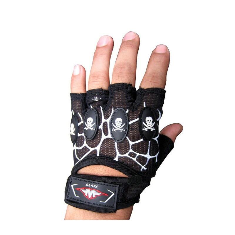 Tactische Handschoen Skateboard Handschoenen Slide Handschoenen Met Slider Brake Handschoenen Roller Veiligheid Gear Video Show