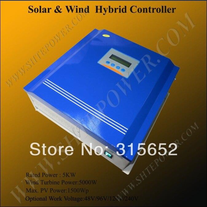 все цены на 5KW Hybrid Solar Inverter Controller 120V онлайн