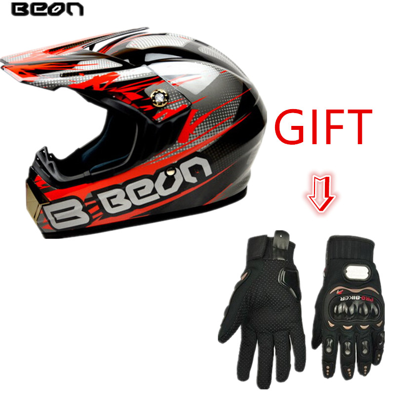 BEON B600 Motocross Helmet Motorcycle MOTO Electric Bicycle Safety Headpiece Off-road Headgear Cross country Head Protective ECE ece matte black beon full face motocross helmet for women motorcycle moto electric bicycle safety headpiece