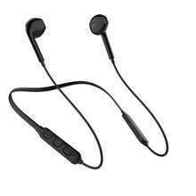 5.0 Halter Bluetooth Headset Wireless Headphones With Mic Sport Stereo For Samsung Xiaomi Phone Computer Auriculares nt*