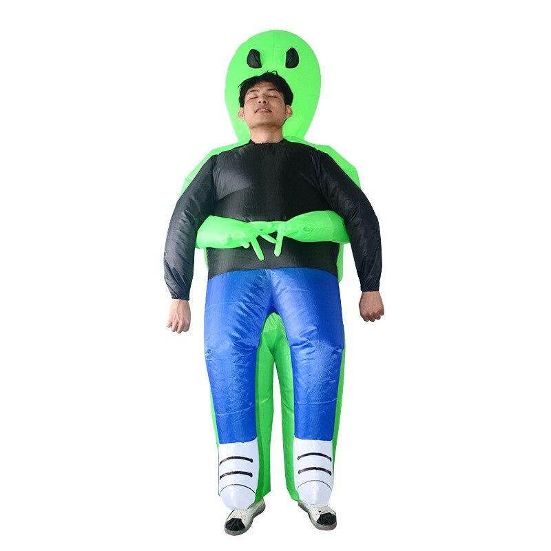 Gonflable Cosplay fantômes partie drôle Explosion Ride sur les vêtements jurer Performance Costumes monter sur des jouets de plein air animaux - 3